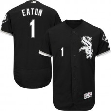 Chicago White Sox Adam Eaton #1 Black Flexbase Authentic Collection Player Jersey