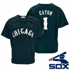 Chicago White Sox Adam Eaton #1 Navy Turn Back the Clock Throwback Player Jersey