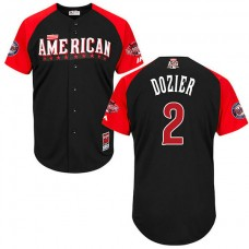 Benefits of 2015 All Star American Minnesota Twins Brian Dozier BP Jersey
