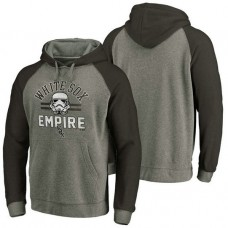 Chicago White Sox Heather Gray Star Wars Empire hoodie