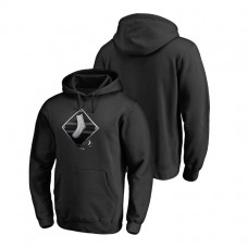 Chicago White Sox Fanatics Branded Big & Tall Black Midnight Mascot Hoodie