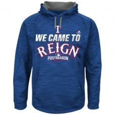 Rangers Royal 2016 Postseason Came To Reign Hoodie