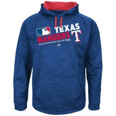 Rangers Team Choice Streak Royal Authentic Collection Hoodie