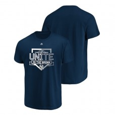 New York Yankees Authentic Collection Navy Majestic Big & Tall T-Shirt