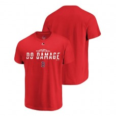 YOUTH Boston Red Sox Authentic Collection Red Majestic T-Shirt