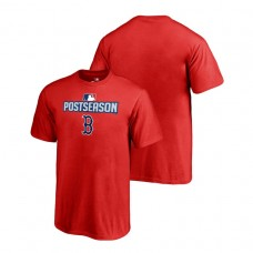 YOUTH Boston Red Sox Deck Red Fanatics Branded T-Shirt